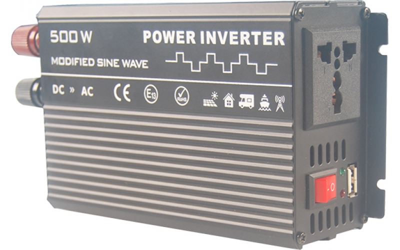 500W Modified sine wave inverter