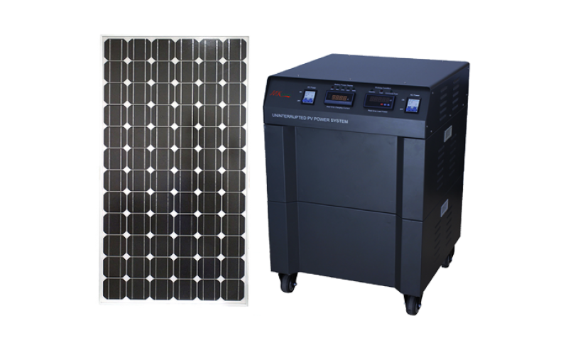 3000W Photovoltaic Power System