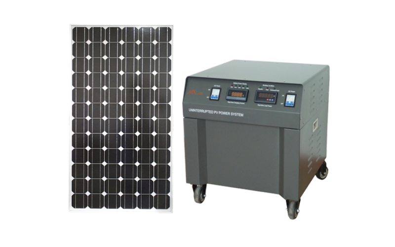 1500W Photovoltaic Power System
