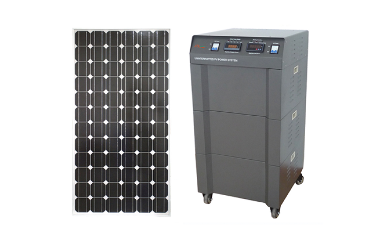 5000W Photovoltaic Power System